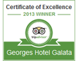 trip advisor Georges Hotel