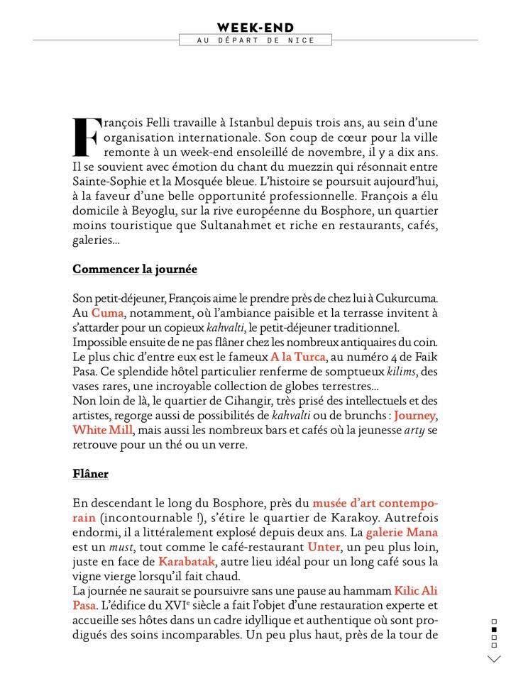 Optimiste Magazine 1